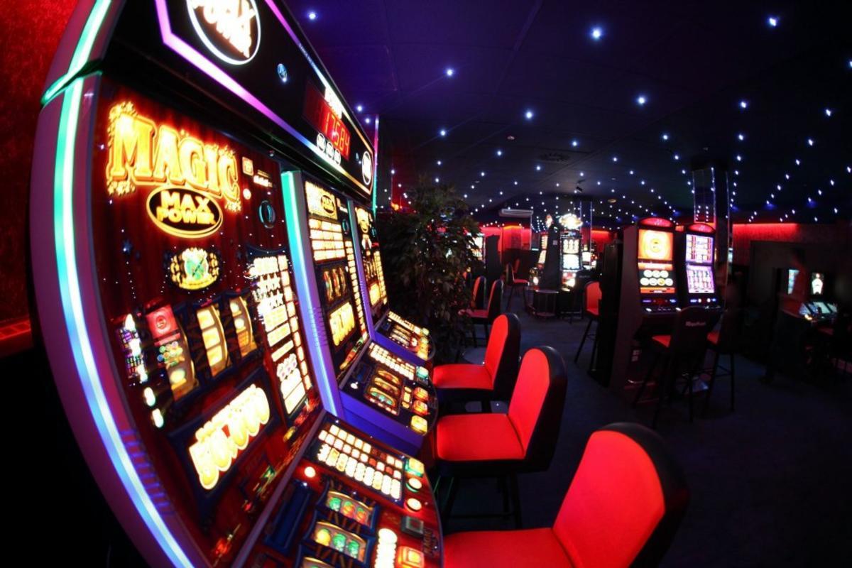 Основные игры казино